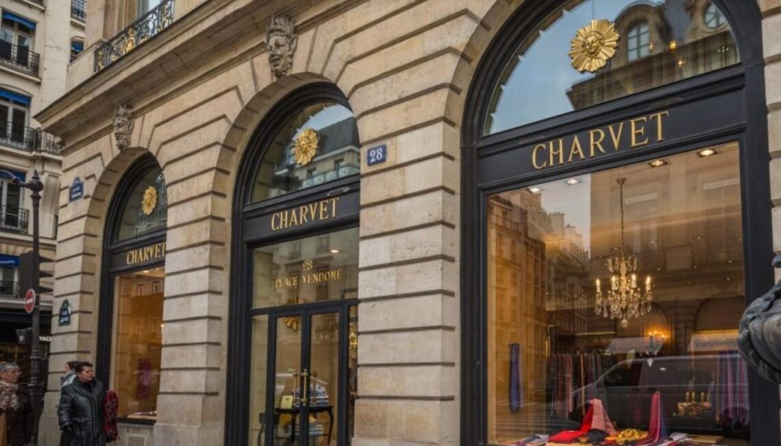 Charvet Place Vendôme