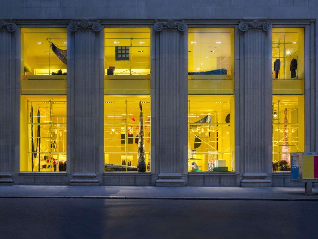 Calvin Klein Negozio in Madison Avenue, New York