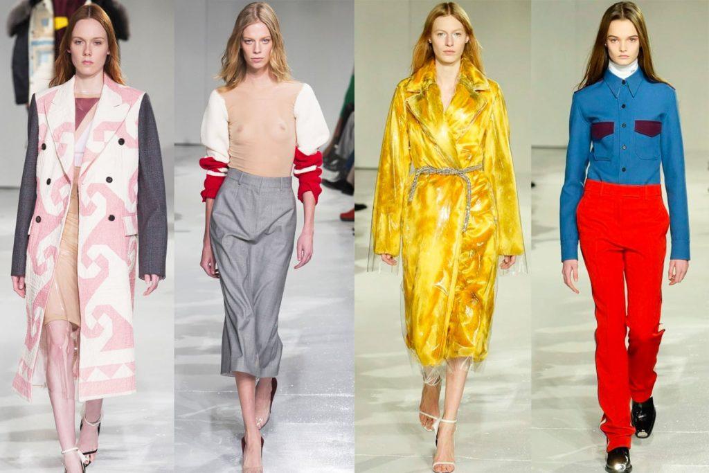Calvin Klein Raf Simons, prima collezione per Calvin Klein
