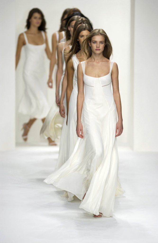 Calvin Klein Collezione primavera/estate 2003