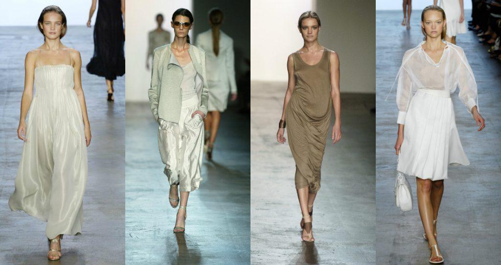 Calvin Klein Kevin Carrigan, collezione primavera/estate 2006