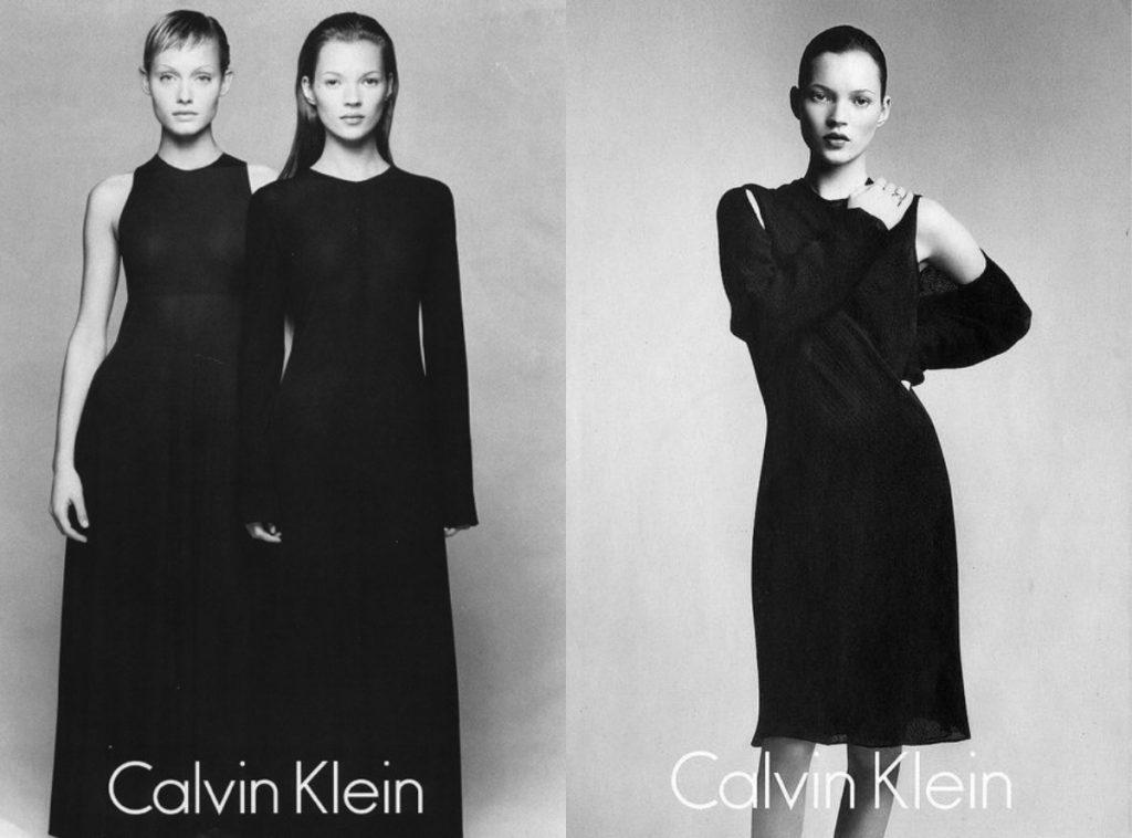 Calvin Klein Campagna pubblicitaria 1993