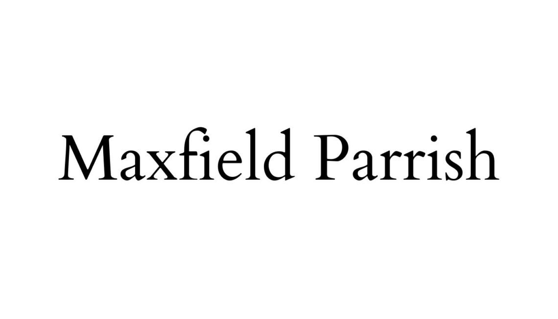 maxfield parrish