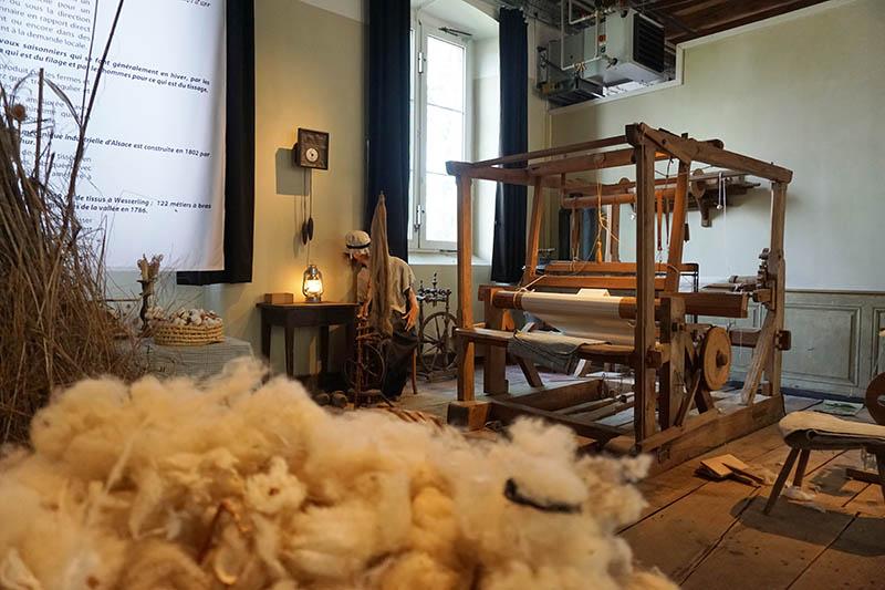 Musée du Textile et des Costumes de Haute-Alsace