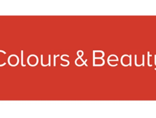 Colours and beauty logo