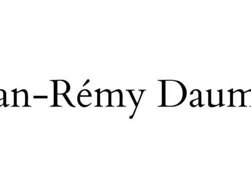 Jean-Rémy Daumas
