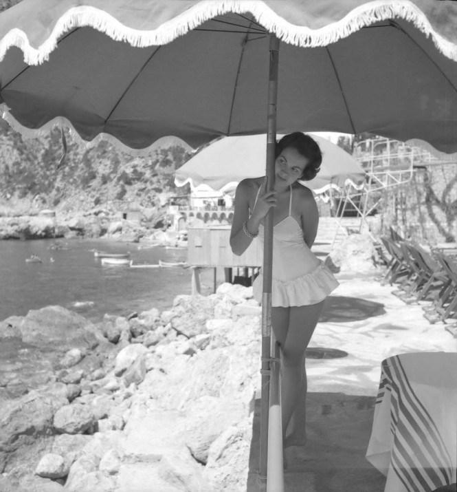Emilio Pucci Collezione costumi, Capri 1949