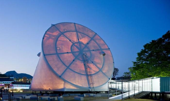 Dizionario Moda Mame: Prada. Il progetto Prada Transformer in Corea del Sud