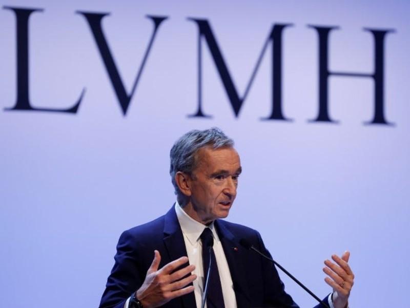 Bernard Arnault presidente di LVMH