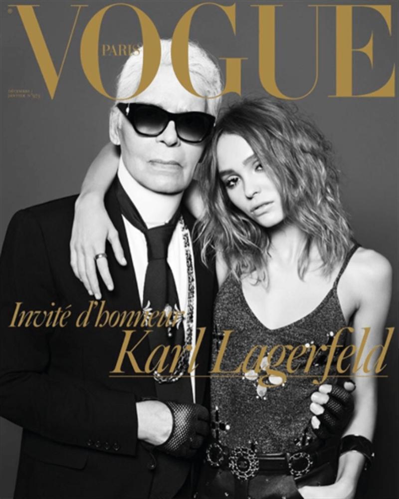 Copertina Vogue Paris