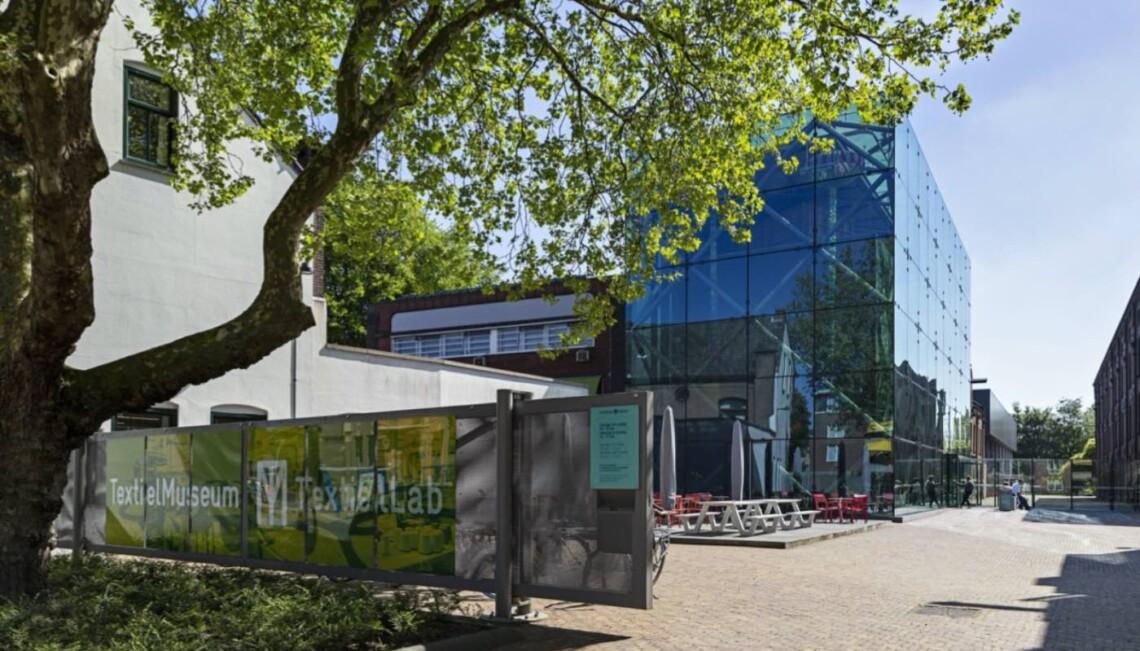 Textielmuseum Vrieselhofhe inBelgio