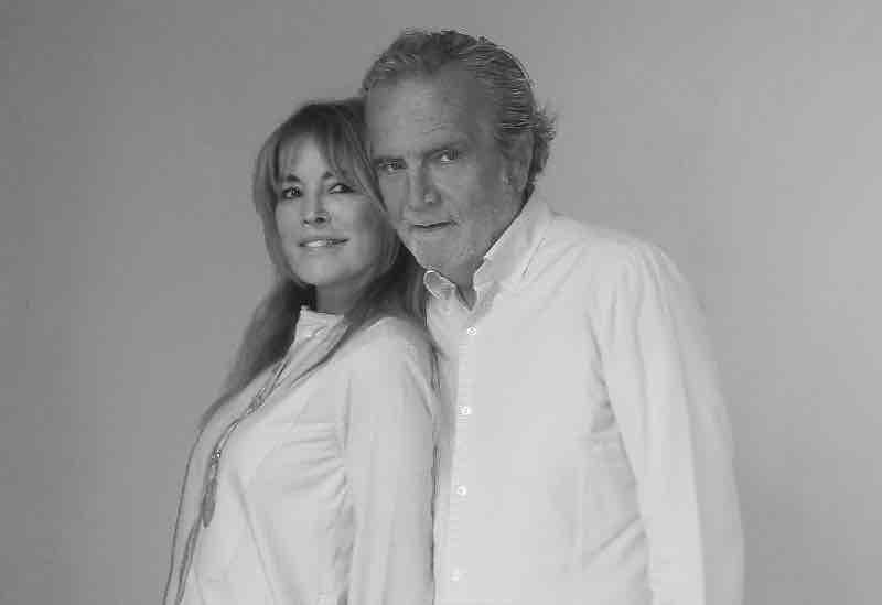 Manuela Mariotti e Massimo Berloni
