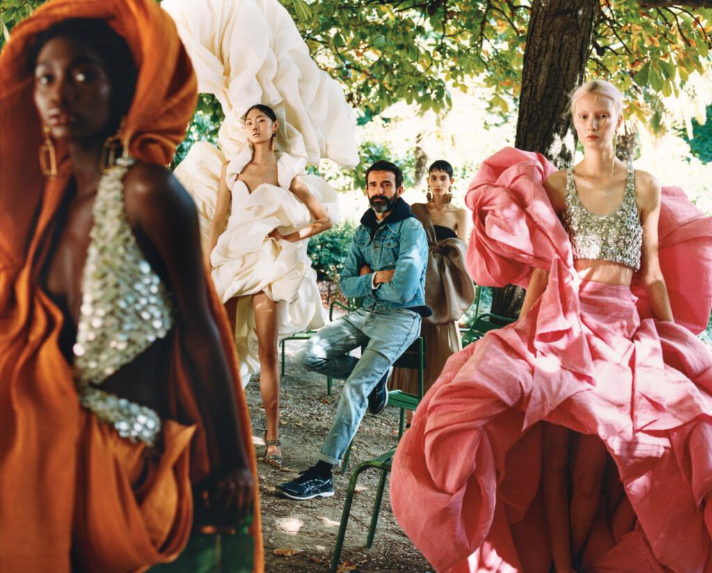 Daniel Roseberry couture