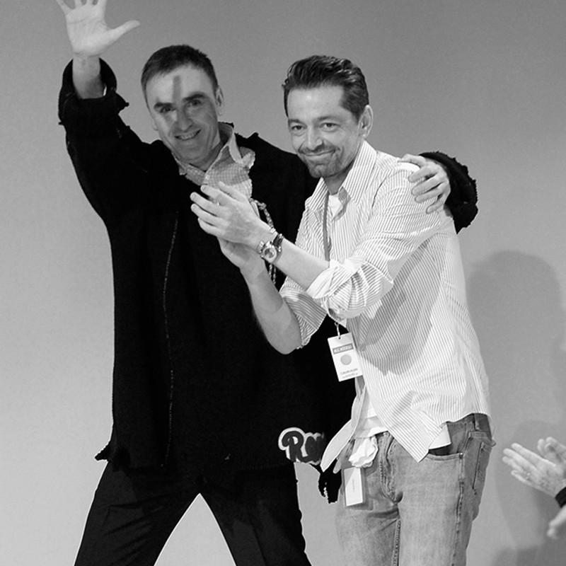 Pieter Mulier e Raf Simons