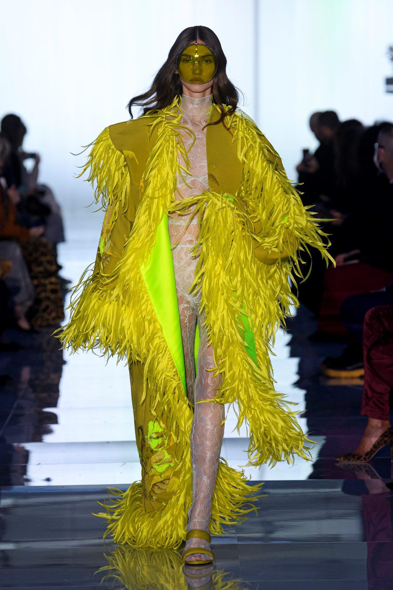 daniel del core milano fashion week